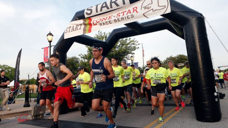 Registration Open for Lone Star Half Marathon, Mayor's 5K, and Para Invitational